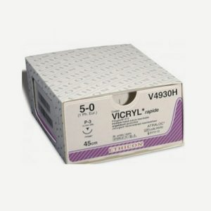 Coated Vicryl Sutures