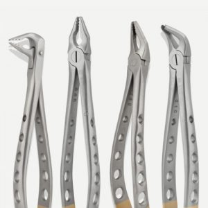 RoBa Extraction Forceps